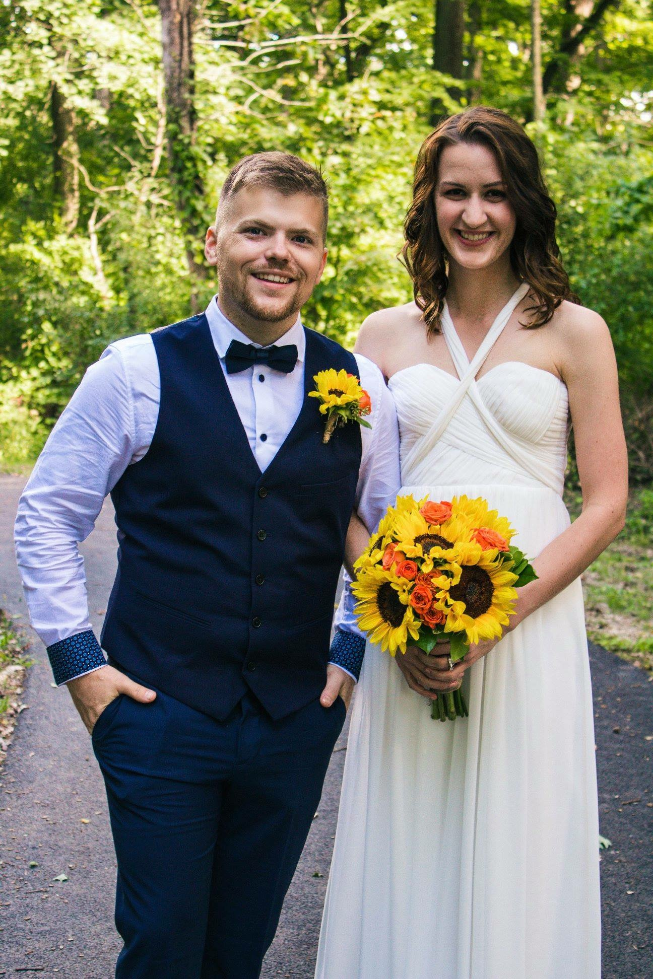 Kelsey and Matt
